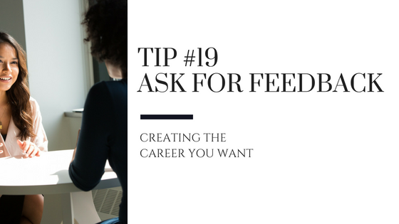 Creating the Career You Want – Tip #19