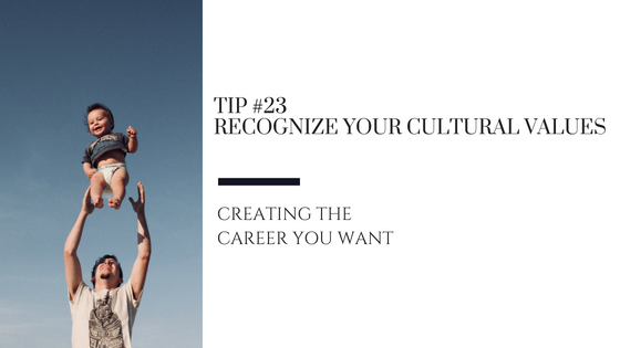 Creating the Career You Want – Tip #23